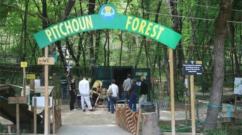Parcours Nature à Pitchoun Forest