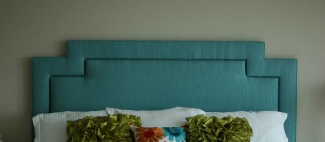 Une tête de lit stylée pour ma chambre