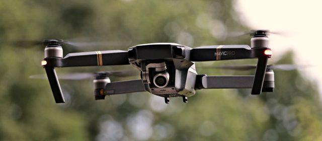 L'histoire du drone