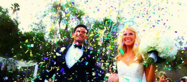 Célébrer un mariage magique