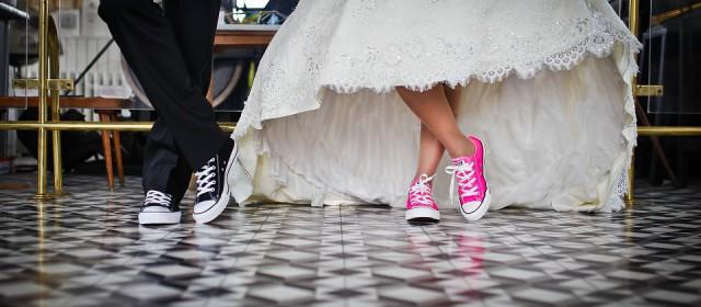 3 raisons de se marier…en basket!